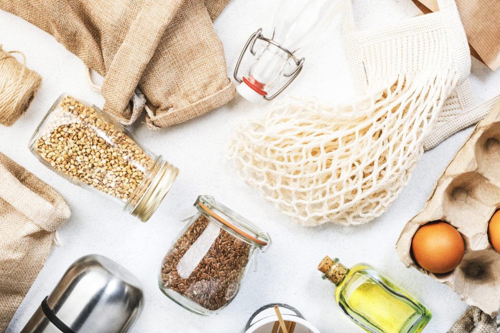Ferienwohnung einrichten, Zero Waste Produkte für die Küche, Nachhaltigkeit