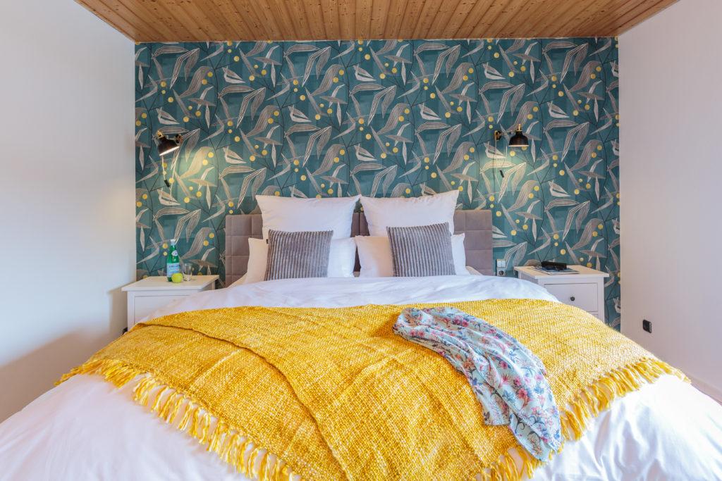 Ferienwohnung einrichten, nachhaltige Bettwäsche