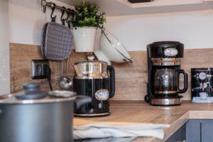 Nachhaltigkeit, Ferienwohnung, Küche, Ferienwohnung einrichten, nachhaltig