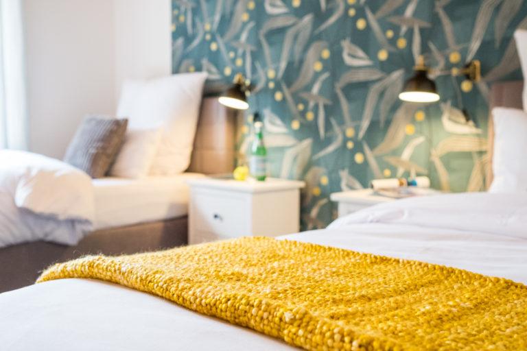 Nachhaltige Bettwäsche, Nachhaltigkeit, Ferienwohnung einrichten