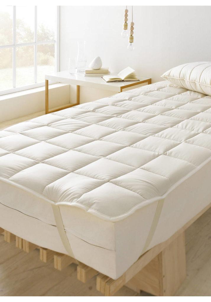 Nachhaltiges Unterbett aus Kamelhaar